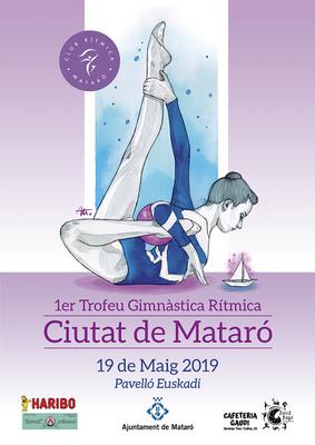 1r Trofeu Gimnàstica Rítmica Ciutat de Mataró