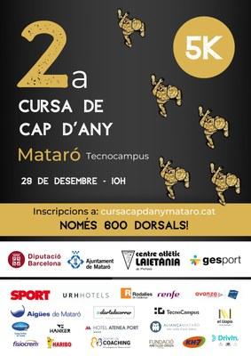 2a Cursa de Cap d'Any Mataró 2019