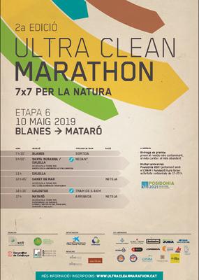 2a edició Ultra Clean Marathon 7 x 7 per la natura.