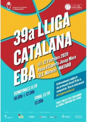 39a Lliga Catalana EBA