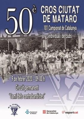 50è Cros Ciutat de Mataró i 101 Campionat de Cataluny...