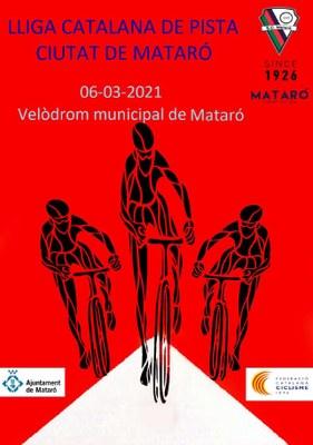 Lliga Catalana de pista Ciutat de Mataró.