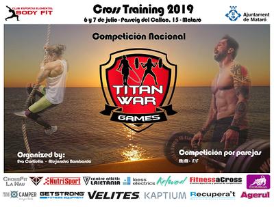 Titan War Games. Competició Nacional de Cross Training