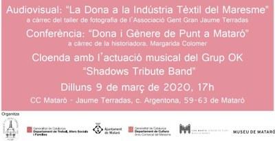 Audiovisual, conferència i actuació musical al Casal ...