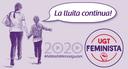 Estand informatiu: La UGT, el sindicat feminista. Parlem en lila