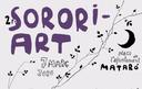 II Sorori-Art. Activitats matí: Debat sobre creació artística i feminisme. L'art com a eina de transformació social