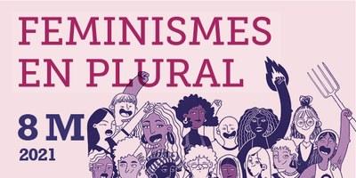 "Jornada ""Feminismes en diàleg"""