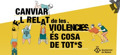 """Jornada Formativa """"Erradiquem les violències masclis..."""