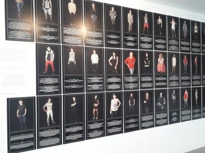 """Presentació de l'exposició """"Construccions identità..."""