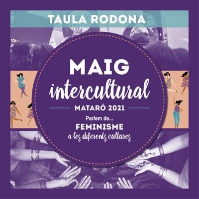 Taula rodona: Parlem sobre feminisme i interculturalita...