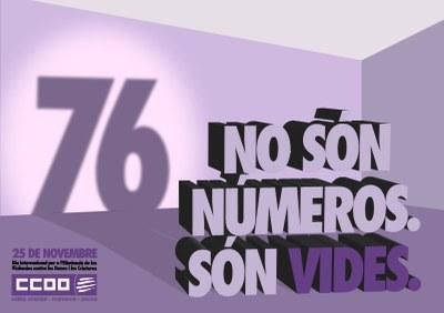 """Vídeo a les xarxes socials: """"No són números, són ..."""