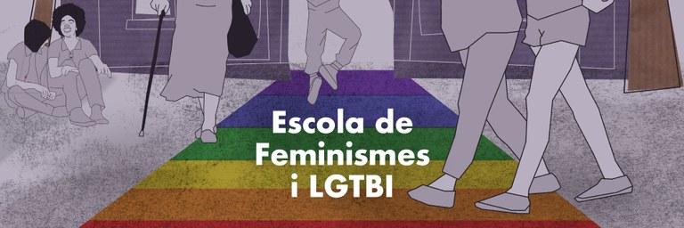Escola de Feminismes i LGTBI