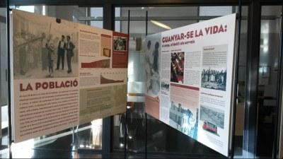 """Exposició """"Recuperem la nostra història, Mataró anys..."""