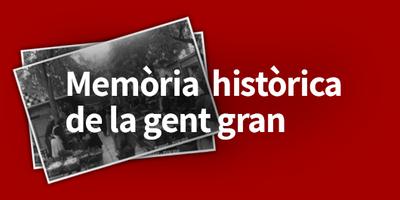Memoria històrica de la gent gran