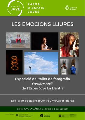 Exposició fotogràfica Les emocions lliures