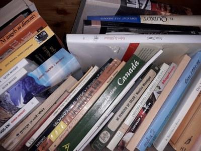 Trobada de Clubs de lectura: La lectora d'ulls verds