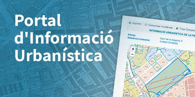 Portal d'Informació Urbanísitica