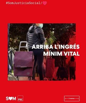 El Ingreso Mínimo Vital podría beneficiar a más de 10.000 ciudadanos y ciudadanas de Mataró