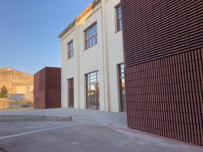 Final de l'obra civil. Novembre del 2020.Foto: Ajuntament de Mataró.jpg