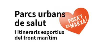 Parques urbanos de salud e itinerarios deportivos del frente marítimo