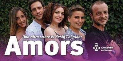 "Projecte teatral ""Amors"""
