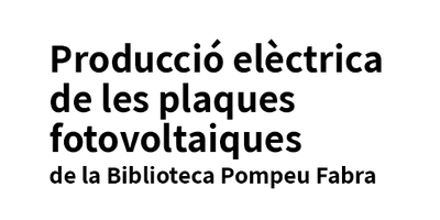Producción eléctrica de placas fotovoltaicas