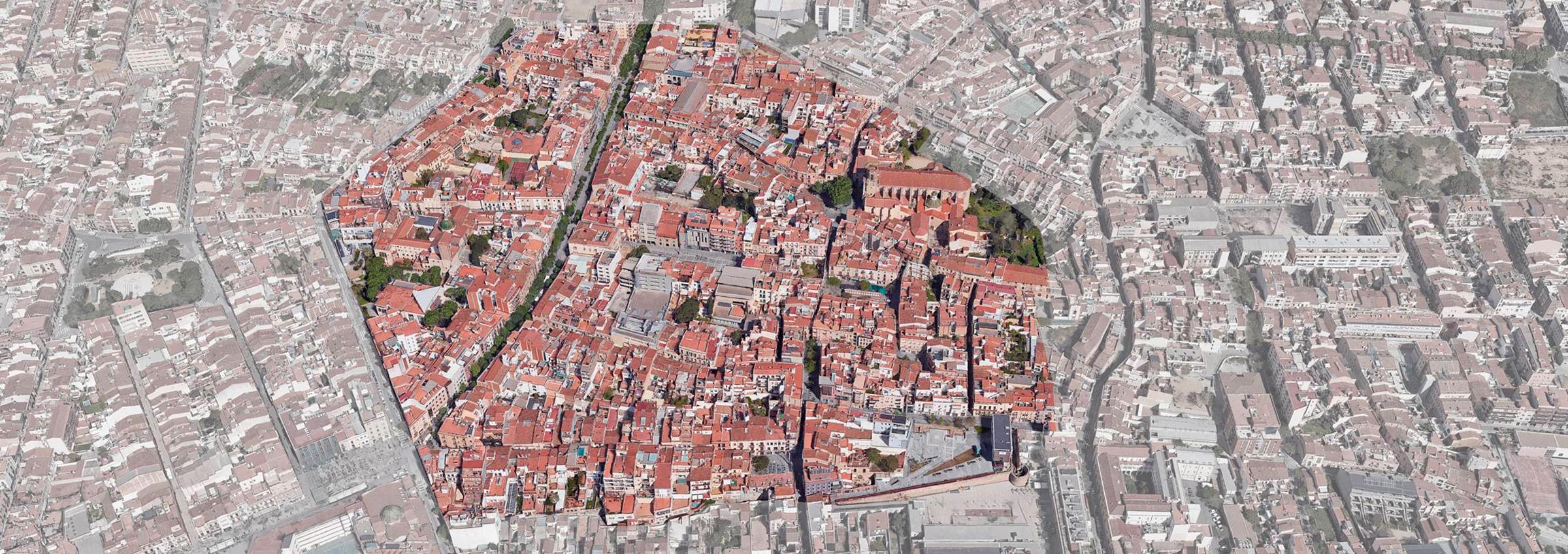 Pla d'Impuls al Centre de Mataró