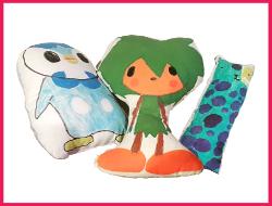 CREA I CUS EL TEU PERSONATGE Soft Toy