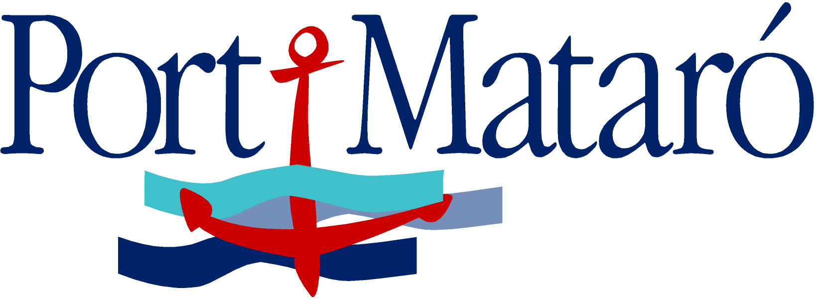 Port Mataró logo color
